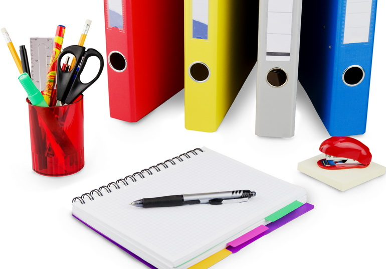 Donate office supplies for a noble cause