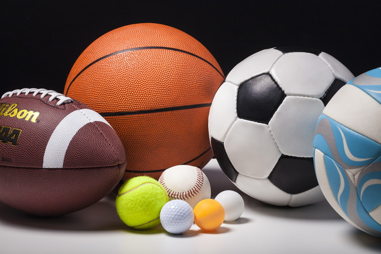 Donate Sports equipment to bring a smile to poor kids face