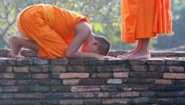 Thai Buddhist Monks