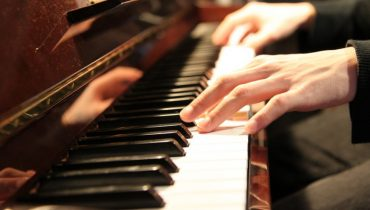 Flourish the teaching by donating piano